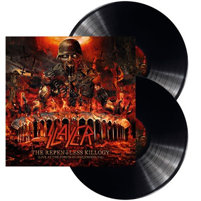 CD Shop - SLAYER THE REPENTLESS KILLOGY LTD.