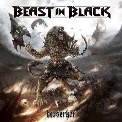 CD Shop - BEAST IN BLACK BERSERKER LTD.