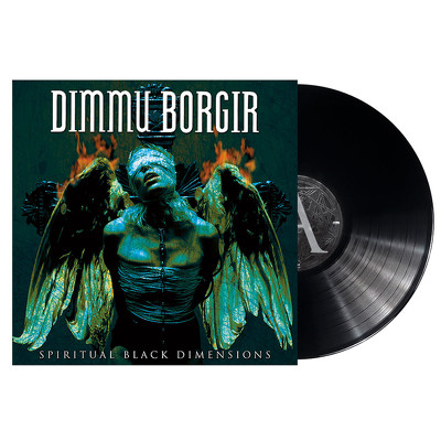 CD Shop - DIMMU BORGIR SPIRITUAL BLACK DIMENSION