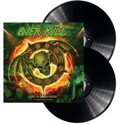 CD Shop - OVERKILL VOLUME TWO: FEEL THE FIRE LTD