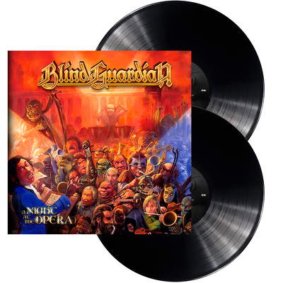 CD Shop - BLIND GUARDIAN A NIGHT AT THE OPERA LT