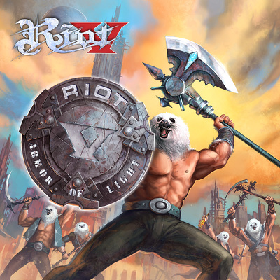 CD Shop - RIOT V ARMOR OF LIGHT LTD.