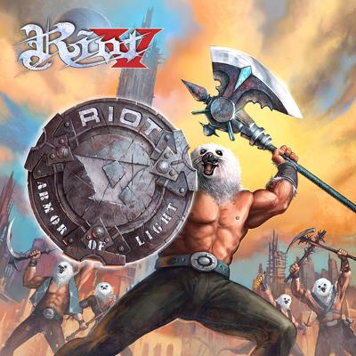 CD Shop - RIOT V ARMOR OF LIGHT LTD.
