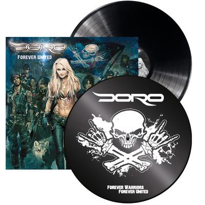 CD Shop - DORO FOREVER UNITED LTD.