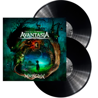 CD Shop - AVANTASIA MOONGLOW BLACK LTD.