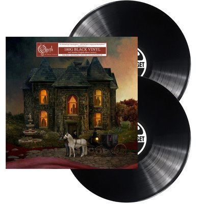 CD Shop - OPETH IN CAUDA VENENUM (ENGLISH) LTD.