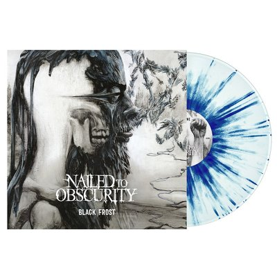 CD Shop - NAILED TO OBSCURITY BLACK FROST LTD.