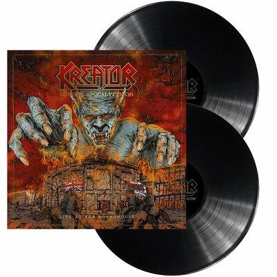 CD Shop - KREATOR LONDON APOCALYPTICON