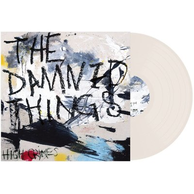 CD Shop - DAMNED THINGS, THE HIGH CRIMES LTD.