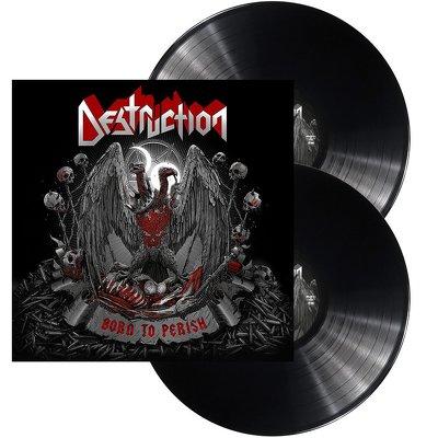 CD Shop - DESTRUCTION BORN TO PERISH LTD.
