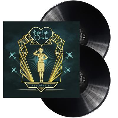 CD Shop - NIGHT FLIGHT ORCHESTRA, THE AEROMANTIC