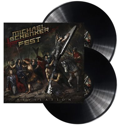 CD Shop - MICHAEL SCHENKER FEST REVELATION LTD.