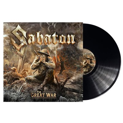 CD Shop - SABATON THE GREAT WAR (REGULAR) LTD.