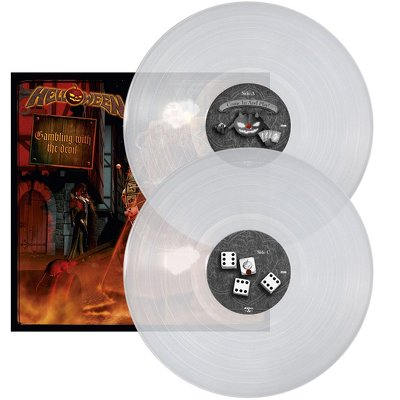 CD Shop - HELLOWEEN GAMBLING WITH THE DEVIL LTD.