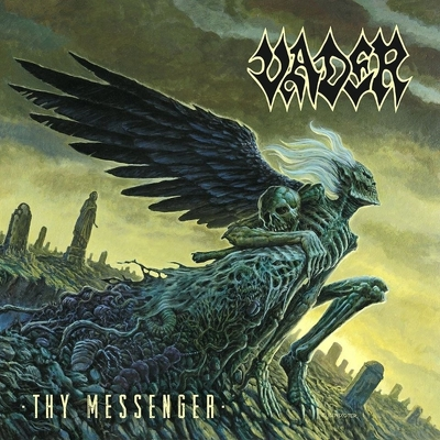 CD Shop - VADER THY MESSENGER EP LTD.