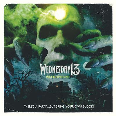 CD Shop - WEDNESDAY 13 NECROPHAZE LTD.