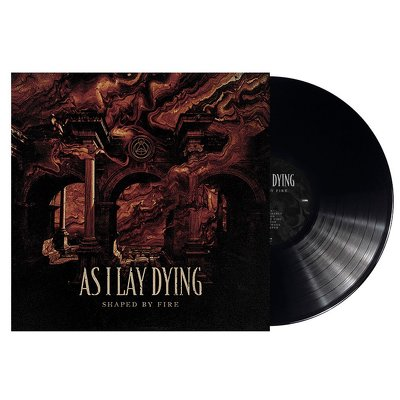 CD Shop - AS I LAY DYING SHAPED BY FIRE LTD.