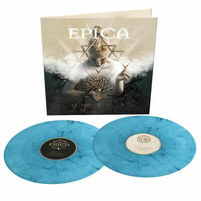 CD Shop - EPICA OMEGA COLORED LTD.