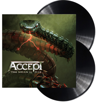 CD Shop - ACCEPT TOO MEAN TO DIE LTD.