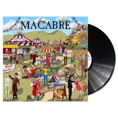 CD Shop - MACABRE CARNIVAL OF KILLERS LTD.