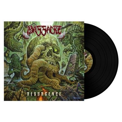 CD Shop - MASSACRE RESURGENCE LTD.