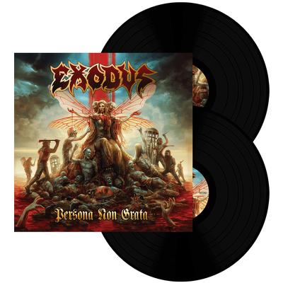 CD Shop - EXODUS PERSONA NON GRATA LTD.