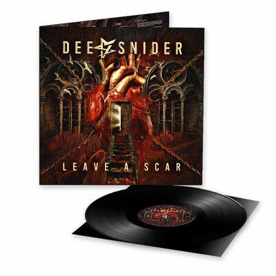 CD Shop - DEE SNIDER LEAVE A SCAR LTD.
