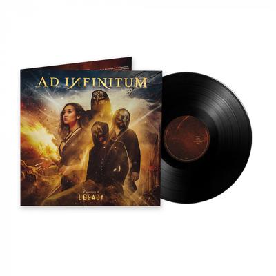 CD Shop - AD INFINITUM CHAPTER II