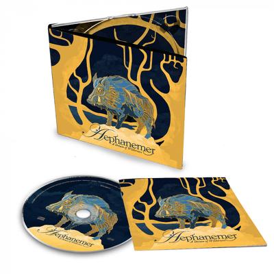 CD Shop - AEPHANEMER A DREAM OF WILDERNESS LTD.