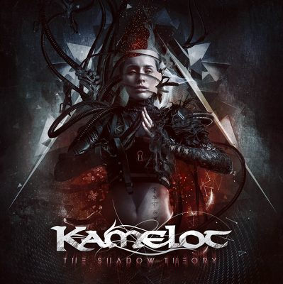 CD Shop - KAMELOT THE SHADOW THEORY LTD.