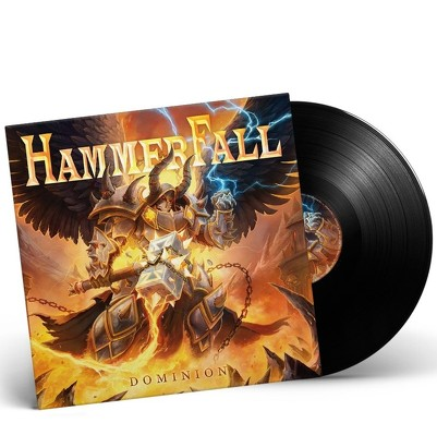 CD Shop - HAMMERFALL DOMINION LTD.