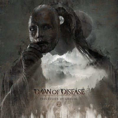 CD Shop - DAWN OF DISEASE PROCESSIONS OF GHOSTS