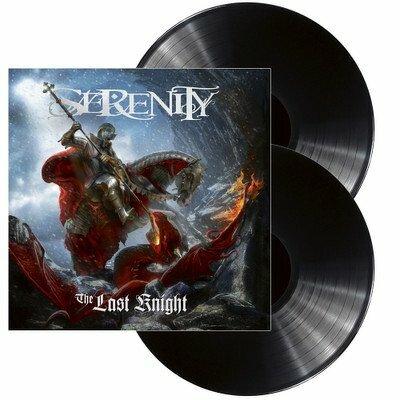 CD Shop - SERENITY THE LAST KNIGHT LTD.