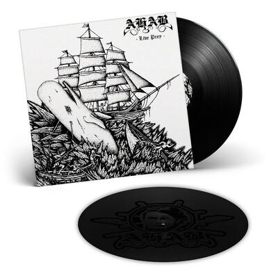 CD Shop - AHAB LIVE PREY LTD.