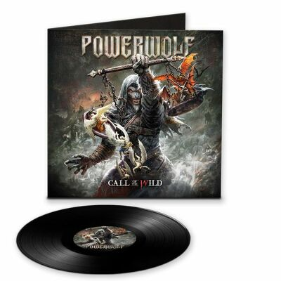 CD Shop - POWERWOLF CALL OF THE WILD BLACK LTD.