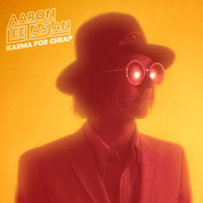 CD Shop - AARON LEE TASJAN KARMA FOR CHEAP LTD.