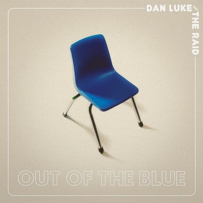CD Shop - DAN LUKE AND THE RAID OUT OF THE BLUE