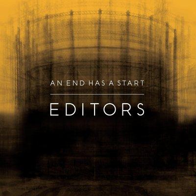 CD Shop - EDITORS AN END HAS A START LTD.