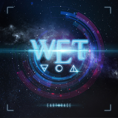 CD Shop - W.E.T. EARTHRAGE LTD.