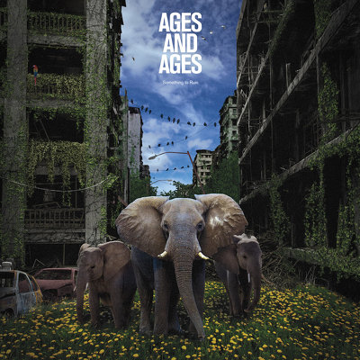 CD Shop - AGES AND AGES SOMETHING TO RUIN LTD.