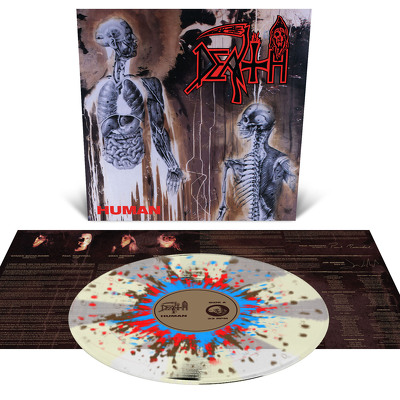 CD Shop - DEATH HUMAN CLEAR LTD.