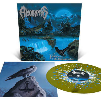 CD Shop - AMORPHIS TALES FROM THE THOUSAND LAKES LTD.
