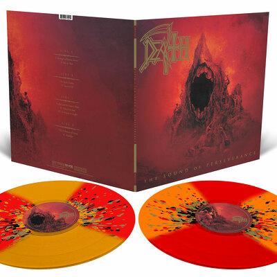 CD Shop - DEATH THE SOUND OF PRESEVERANCE 2021 L