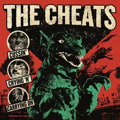 CD Shop - CHEATS, THE CUSSIN