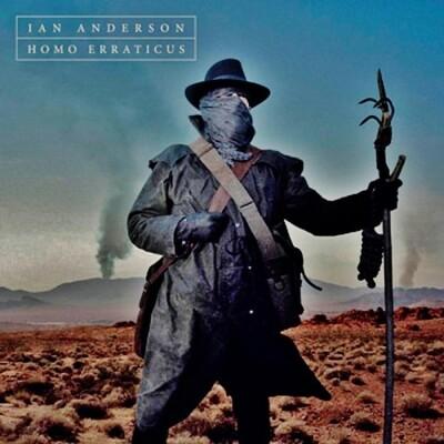CD Shop - ANDERSON, IAN HOMO ERRATICUS LTD.