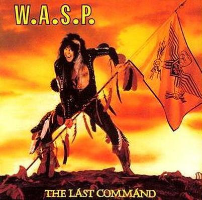 CD Shop - W.A.S.P. THE LAST COMMAND LTD.