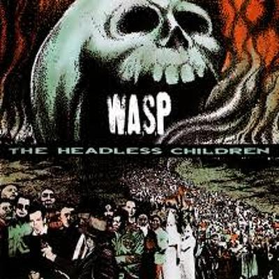 CD Shop - W.A.S.P. THE HEADLESS CHILDREN LTD.