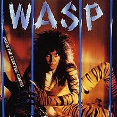 CD Shop - W.A.S.P. INSIDE THE ELECTRIC CIRCUS LT
