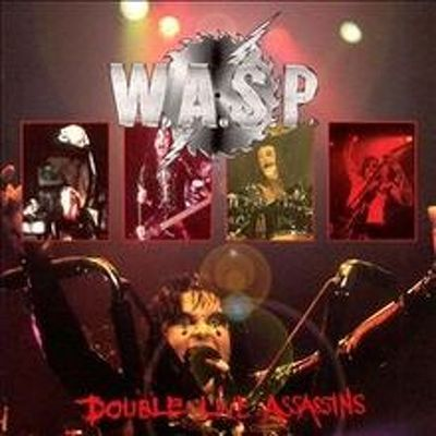 CD Shop - W.A.S.P. DOUBLE LIVE ASSASSINS LTD.
