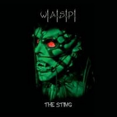 CD Shop - W.A.S.P. THE STING